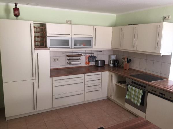 große küche der marke basis inkl. zanussi geräte in waldheim ... - Große Küche