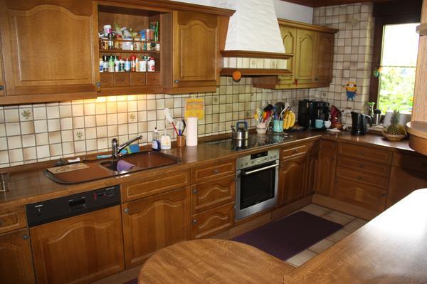 große küche im landhausstil zu verkaufen in ehningen ... - Große Küche