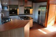 Große Küche von