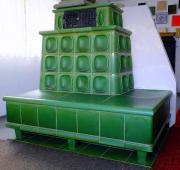kachelofen gruen haushalt m bel gebraucht und neu. Black Bedroom Furniture Sets. Home Design Ideas