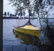 Günstiges Segelboot zu