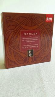 Gustav Mahler Sämtliche Sinfonien