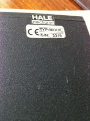 Hale electronic part S N