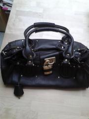 Handtasche braun und