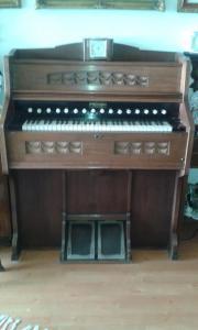 Harmonium - Bauj 1925-1930 - Harmoniumfabrik GmbH
