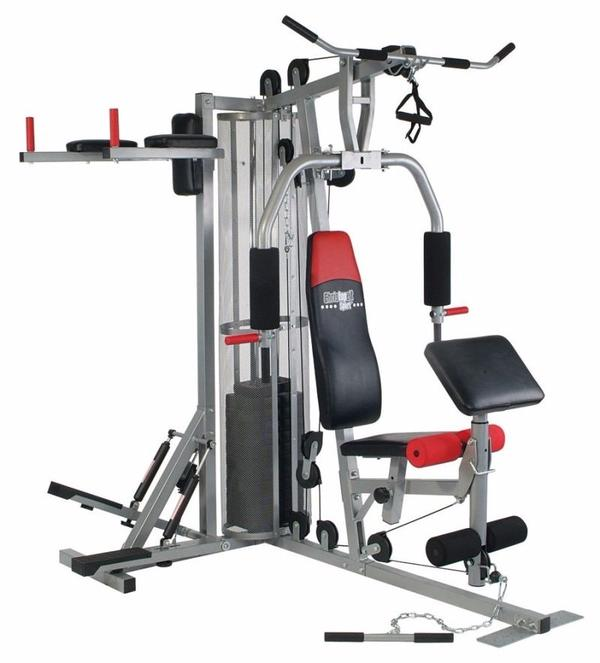 heimtrainer sportger t fitness station profi center de. Black Bedroom Furniture Sets. Home Design Ideas