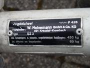 Heinemann Motorradanhänger bzw.