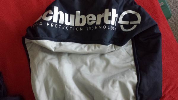 Helmhülle neu Org Schubert NP15
