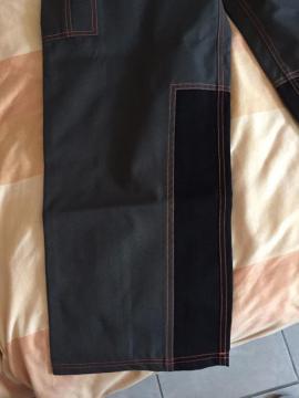 Motorradbekleidung Herren - Herren Motorradhose Cross Größe 32