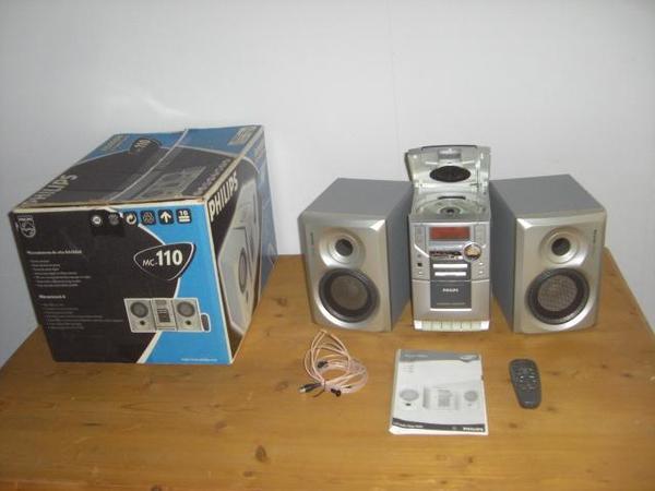 Hi - Fi System Philips Modell