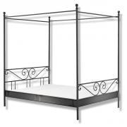 himmelbett matratze gebraucht kaufen nur 4 st bis 65 g nstiger. Black Bedroom Furniture Sets. Home Design Ideas