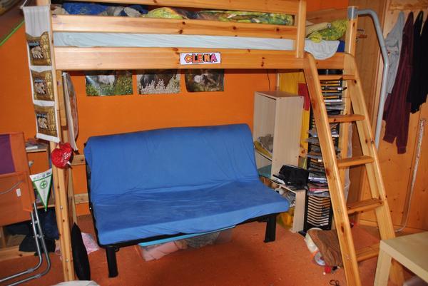 ikea hochbett kleinanzeigen familie haus garten. Black Bedroom Furniture Sets. Home Design Ideas