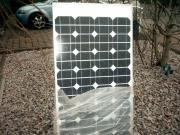 Hochwertige Solarzelle