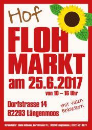 Hof-Flohmarkt am