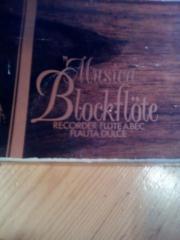 Hohner Alt Blockflöte