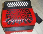 HOHNER Compadre rot,