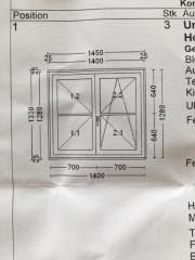 Holz-Alu Fenster,
