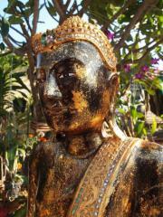 Holz Buddha DESIGN nach Ihren