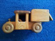 Holz Lastwagen