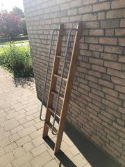 Holzleiter Hochbettleiter