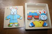 Holzpuzzle, Lernspielzeug,Puzzle