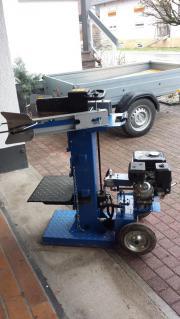 Holzspalter Benzinmotor