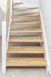 holztreppen treppen aus holz innentreppen aus polen g nstig in leipzig kaufen und. Black Bedroom Furniture Sets. Home Design Ideas