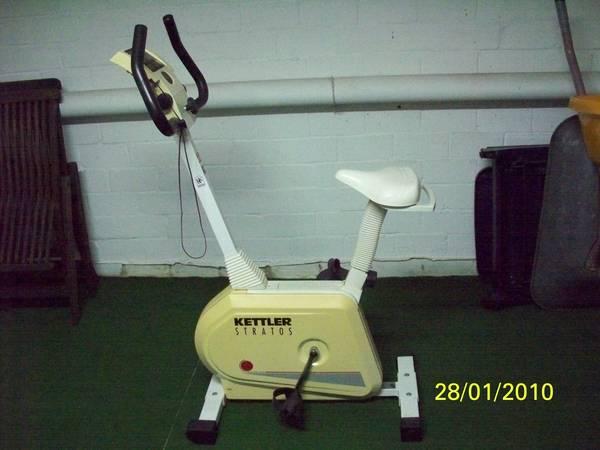 kettler fitness fahrrad