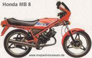 Honda MBX NSR