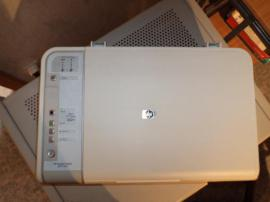 Tintenstrahldrucker - HP Drucker Deskjet F4224 All-in-One
