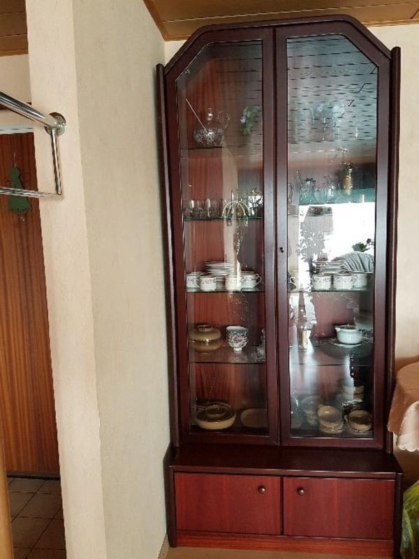 Vitrine kirschbaum neu und gebraucht kaufen bei for Kirschbaum vitrine
