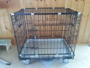 Hundetransportbox (Gitterbox)