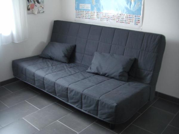 ikea beddinge schlafsofa in velten polster sessel couch kaufen und verkaufen ber private. Black Bedroom Furniture Sets. Home Design Ideas