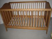 Ikea diktad babybett kinderbett 70 * 140 cm in münchen wiegen