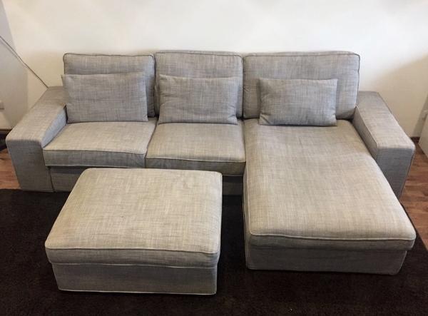 3er sofa mit cheap er sofa mit sessel in aachen with 3er sofa mit great martha stewart fabric. Black Bedroom Furniture Sets. Home Design Ideas