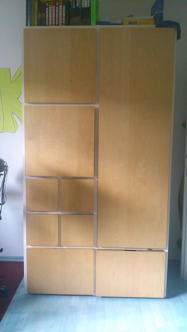 Ikea Kinder Kleiderschrank Rakke
