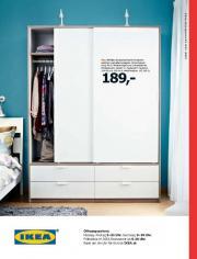 IKEA Kleiderschrank Trysil