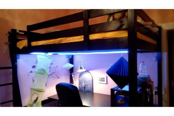 ikea stora hochbett mit led beleuchtung in mannheim ikea m bel kaufen und verkaufen ber. Black Bedroom Furniture Sets. Home Design Ideas
