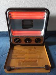 Infrarotstrahler Wärmebehandlung funktioniert Vintage Style