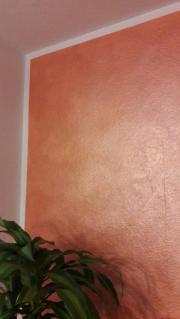 Innenfarbe Terrakotta mit