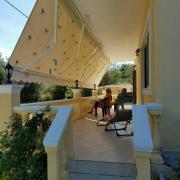 Inse Korfou Griechenland