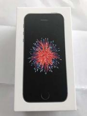 iPhone SE, grau,