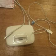 Ipod Hulle hart Charger Anrufbeantworter