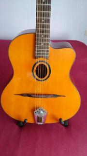 Jazz Gitarre Richwood