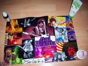 Jimi Hendrix Rocklegende