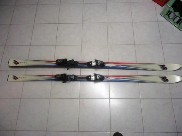 K2 Four 4, » Wintersport Alpin