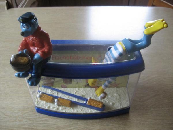 Käpt n Blaubär Fischstächen Zucht