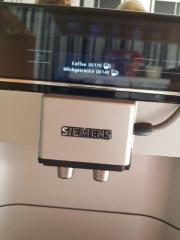 Kaffeevollautomaten von SIEMENS.