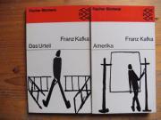 KAFKA FRANZ-DAS URTEIL-AMERIKA-SÄMTLICHE ERZÄHLUNGEN-DER PROZEß
