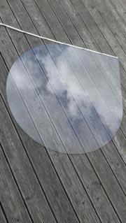 Kaminofen Glasplatte, 6mm,